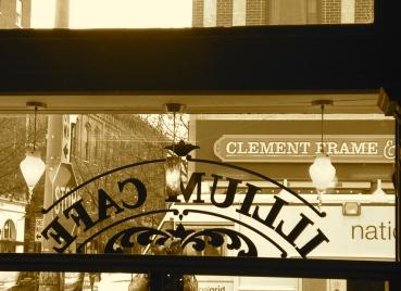 Illium Cafe in Troy, NY
