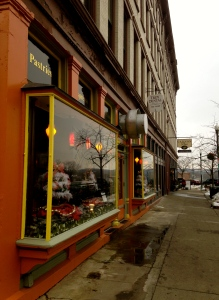 Broadway in Troy, NY