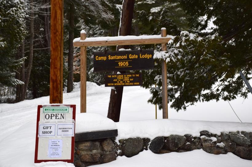 Welcome to Santanoni Preserve in the Adirondacks