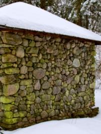 Building in Santonini Preserve