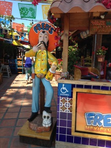 Colorful Mexican Restaurant in San Diego, CA