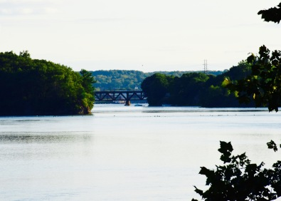 Shot from Stillwater Block House Park