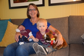 Colt, Mimi and Tanner