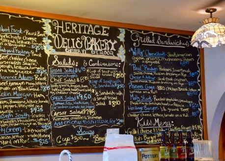 Heritage Deli and Bakery