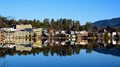 Mirror Lake - Lake Placid, NY