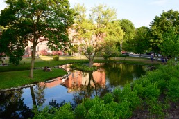 Congress Park Saratoga Springs New York