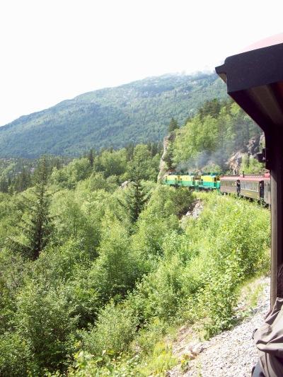 White Pass & Yukon Railway Skagway, Alaska