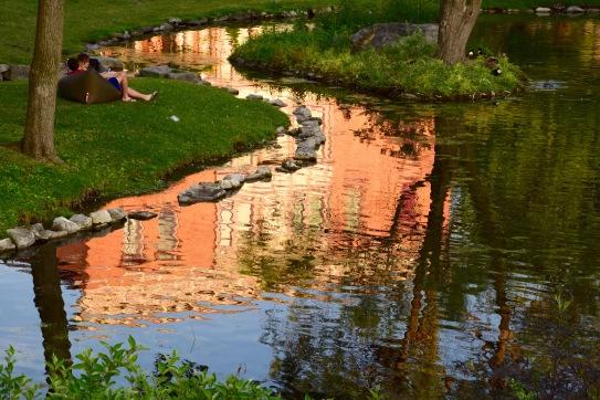 Congress Park, Saratoga, NY