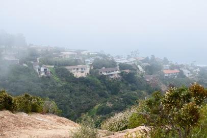 View from Mt Soledad National Veterans Memorial