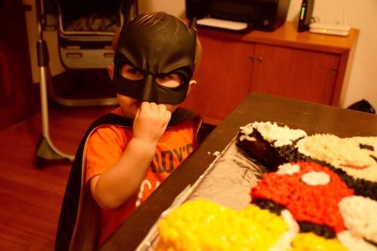 Hey I'm Batman - maybe they won't notice