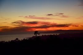 Santa Barbara sunset